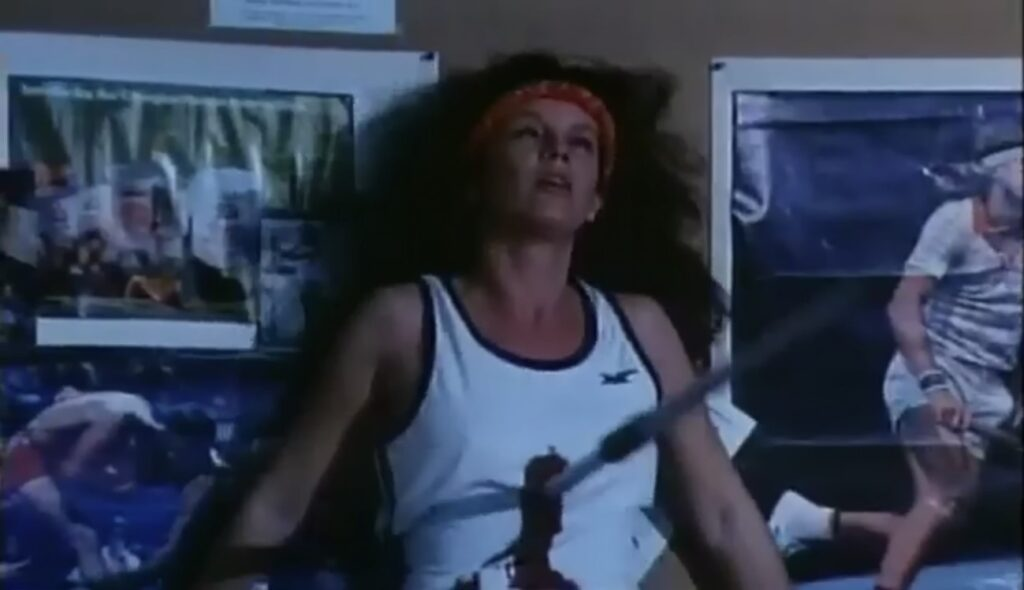 Nancy's Death - Fatal Games - B-Movie Geek